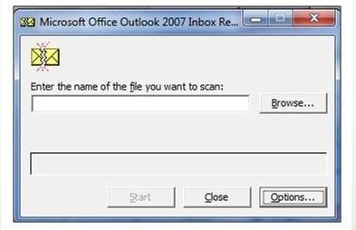 Microsoft Inbox Repair Tool