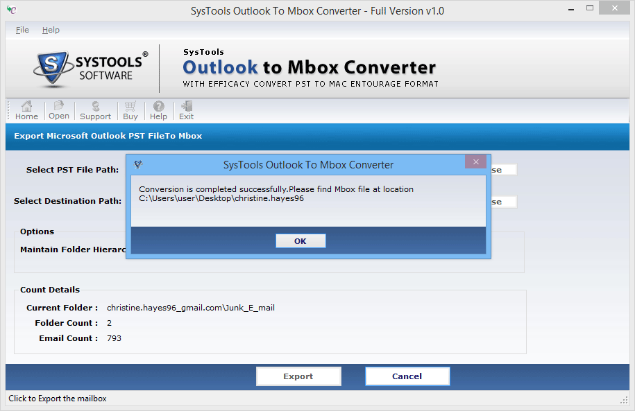 outlook emails import