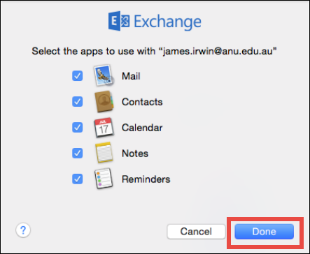 connect Office 365 email to Mac Mail