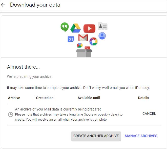 Downloading Start