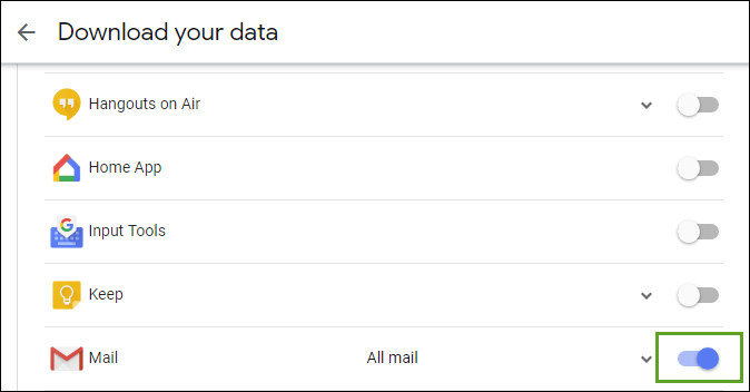 Select Mail