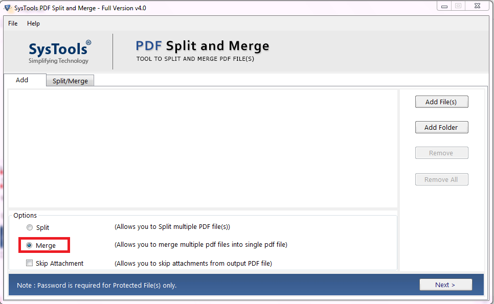 Combine Two PDF Files Into One