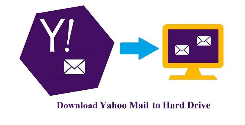 Загрузите электронную почту с Yahoo на компьютер