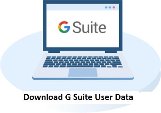 g suite admin export user data