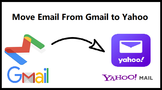 Move Email from Gmail to Yahoo