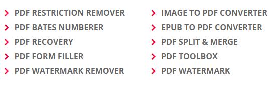 pdf organizer software