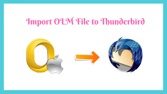 import olm file to thunderbird