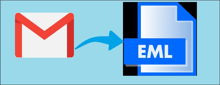 convert gmail to eml