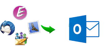 Import MBOX Files to Microsoft Outlook 2016, 2013 & 2010