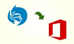 Import Thunderbird to Office 365