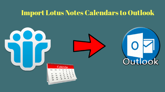 ibm domino calendars to outlook