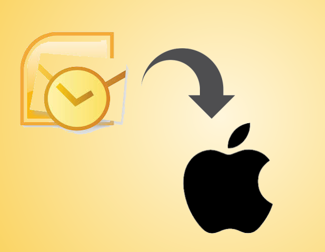 Import PST to Apple Calendar