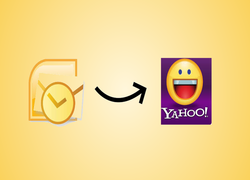 Import Outlook Calendar to Yahoo Mail