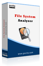 PCVITA File System Analyzer