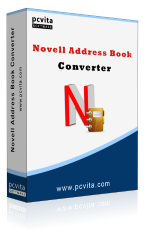 PCVITA Novell Address Book Converter