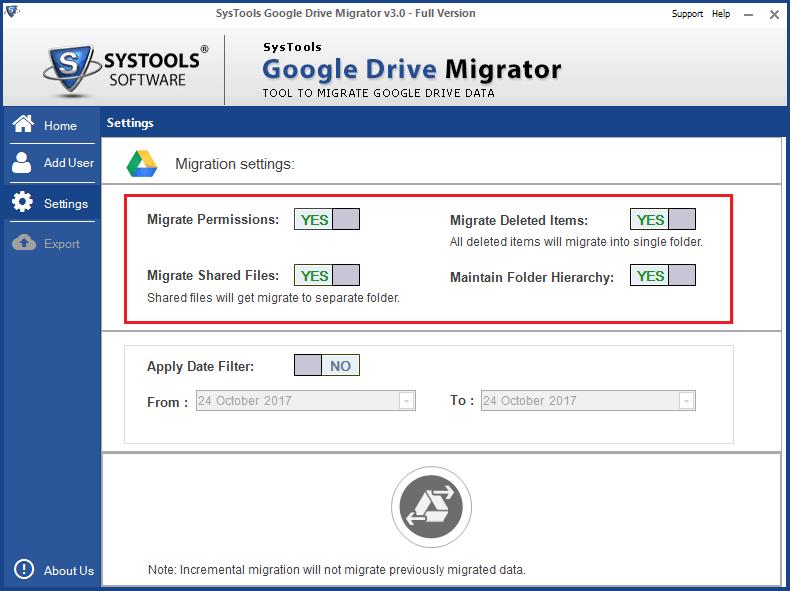 Google Drive Migration Tool 3.0