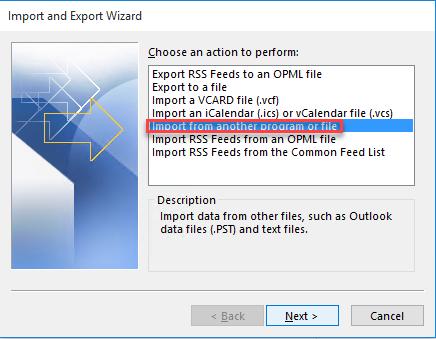 exit export