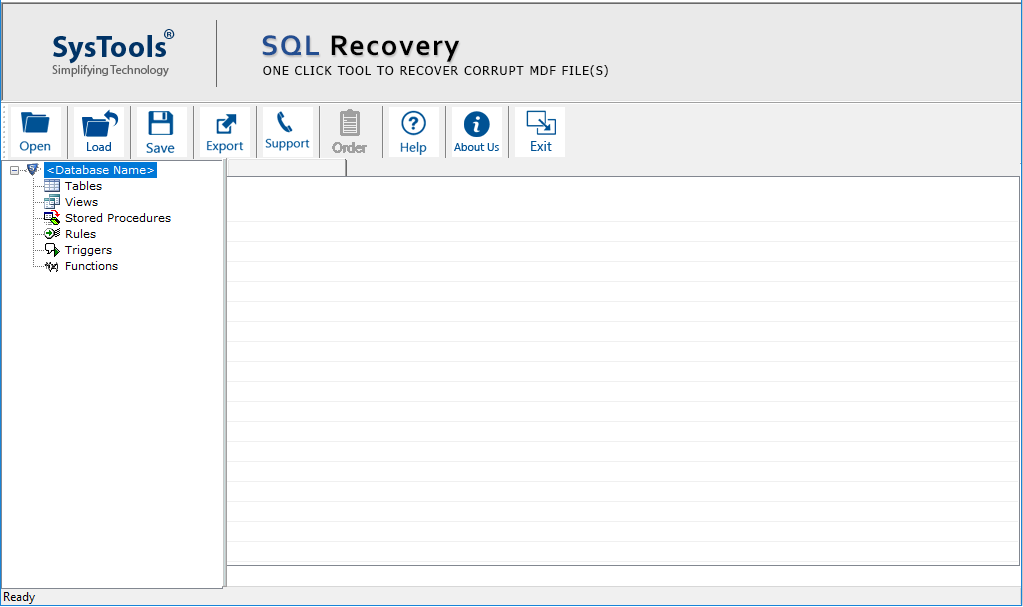 install sql database recovery tool